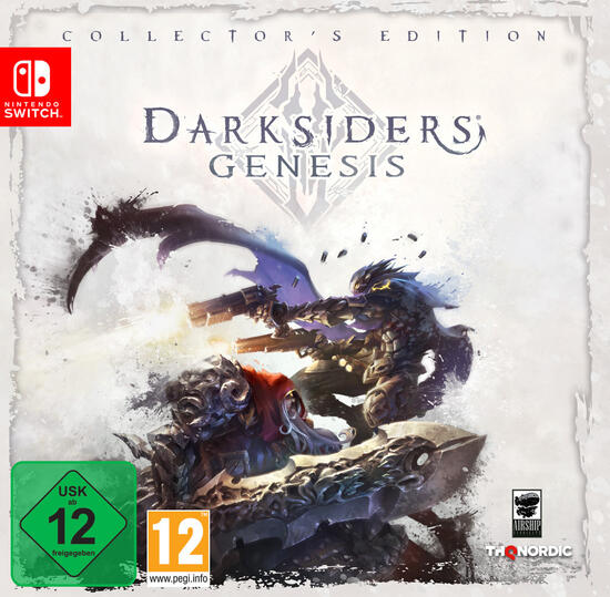 Darksiders Genesis Collector's Edition (only online!)