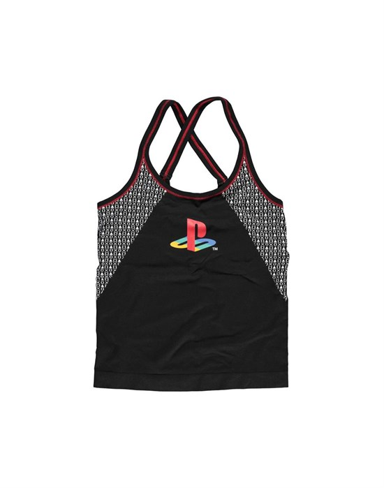 PlayStation - Tanktop Woman Tech (only online!) (Größe L)