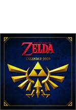 The Legend of Zelda - Kalender 2020