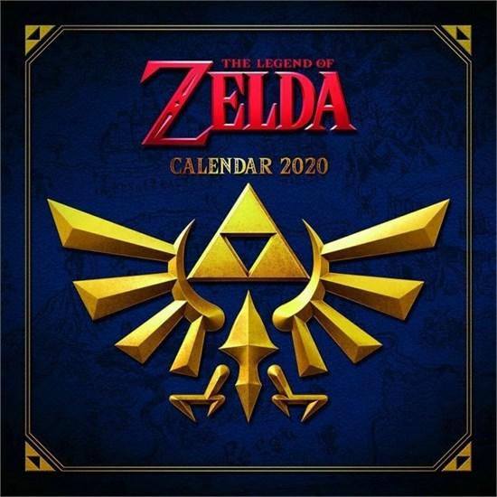 The Legend of Zelda - Kalender 2020
