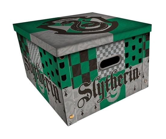 Harry Potter - Aufbewahrungsbox Slytherin (only online!)