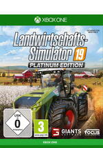 Landwirtschafts-Simulator 19 Platinum Edition