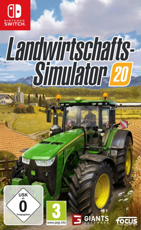 Landwirtschafts-Simulator 20