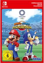 Mario & Sonic bei den Olympischen Spielen Tokyo 2020 [Code-DE]