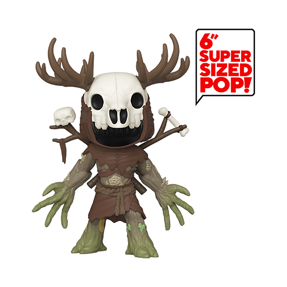 The Witcher 3: Wild Hunt - POP!-Vinyl Figur Waldschrat (oversized)