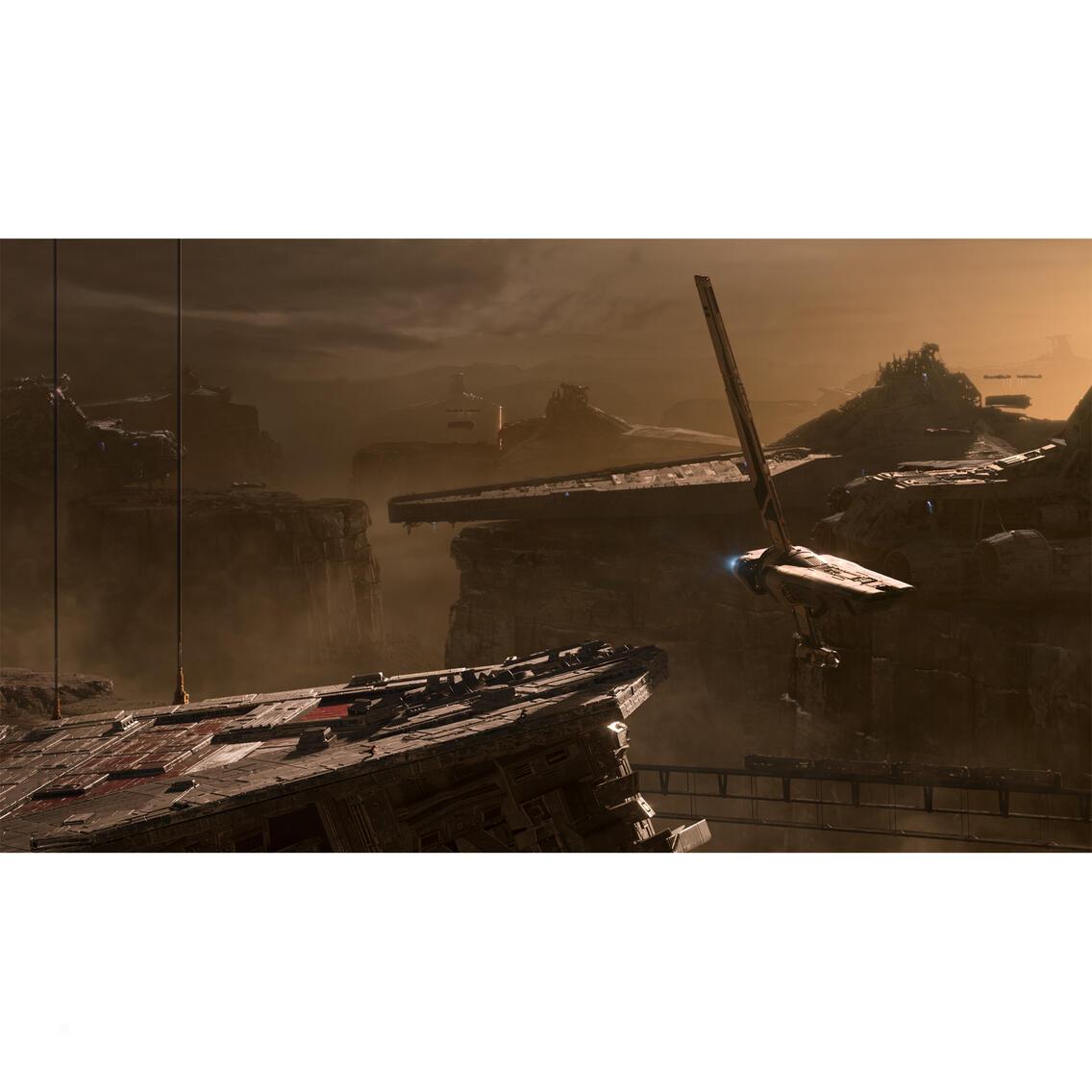 Xbox One X 1 TB Konsole inkl. Star Wars Jedi: Fallen Order (only online!)