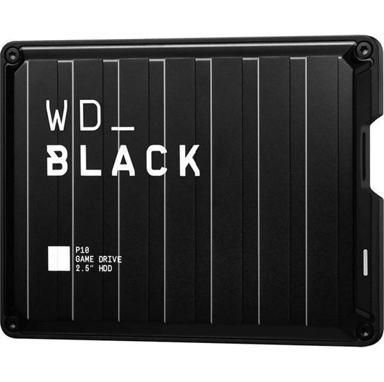WD Black P10 Game Drive Externe Festplatte 2TB (PC, Xbox One und PS4)