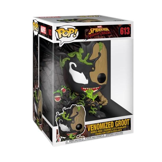 Marvel - POP!-Vinyl Figur Venomised  Groot (super sized)