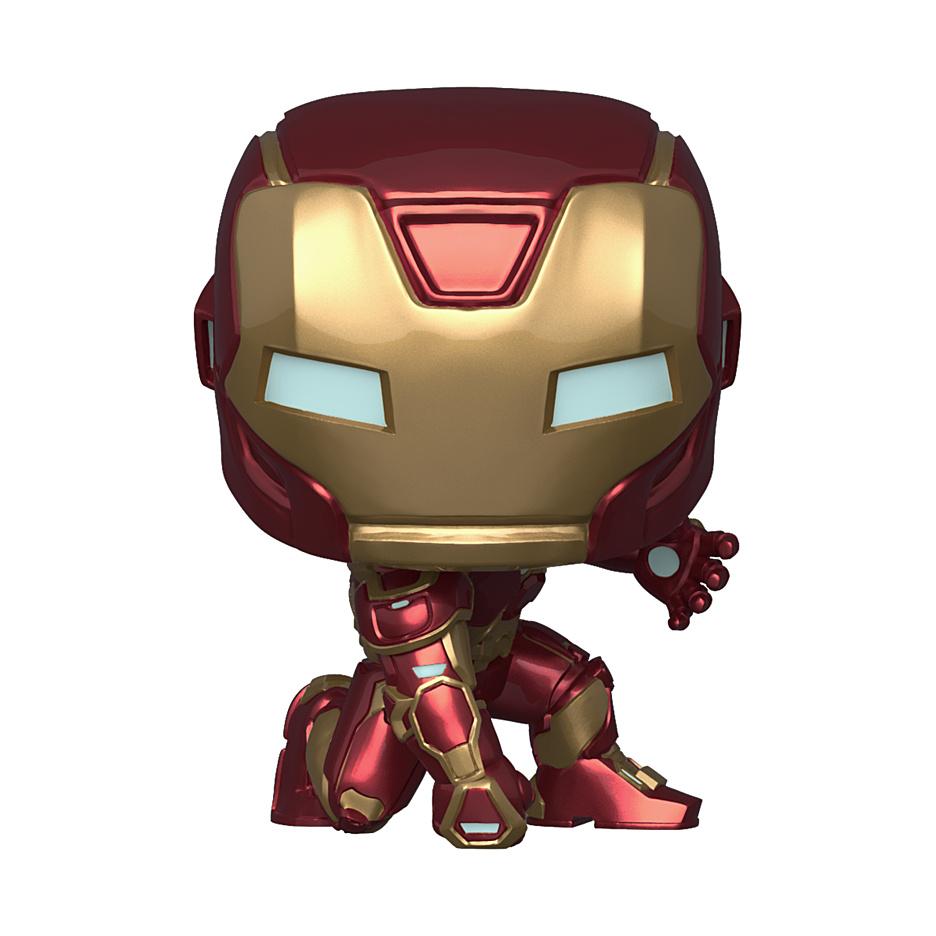 Marvel Avengers Gamerverse - POP!-Vinyl Figur Iron Man