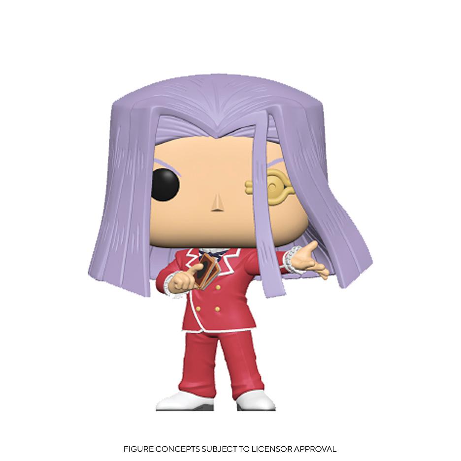 Yu-Gi-Oh! - POP!-Vinyl Figur Maximillion Pegasus