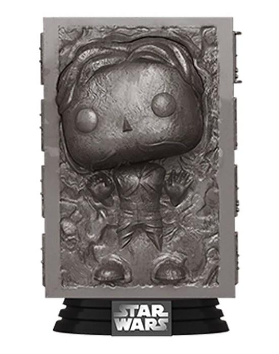 Han Solo - POP! Vinyl-Figur Carbonite