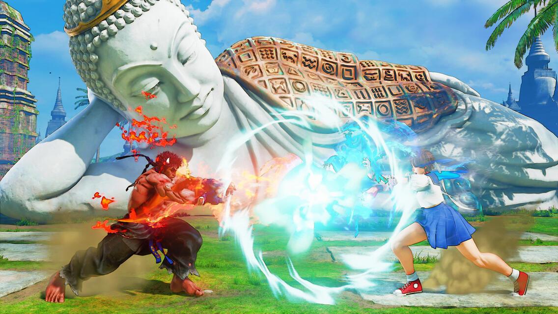 Street Fighter V Champions Edition