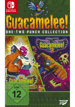 Guacamelee! One-Two Punch Collection