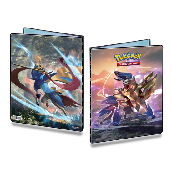 Pokémon Sammelkartenspiel: Schwert & Schild 01 9-Pocket Portfolio