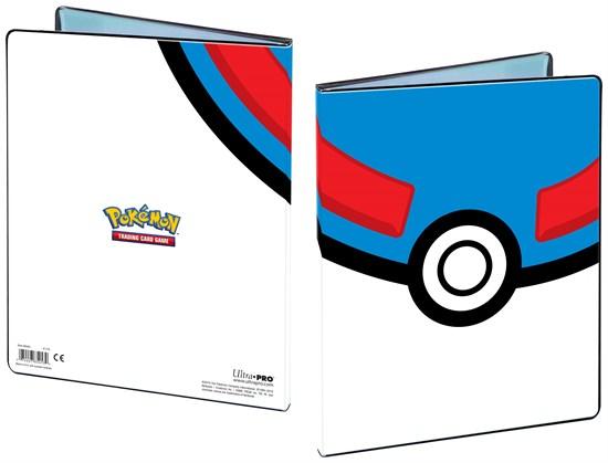 Pokémon Sammelkartenspiel: 9-Pocket Portfolio Superball