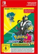 Pokémon Schwert & Schild Erweiterungspass [Code-DE]