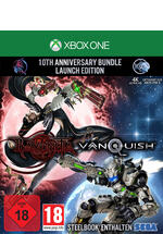 Bayonetta & Vanquish 10th Anniversary Bundle Limited Edition