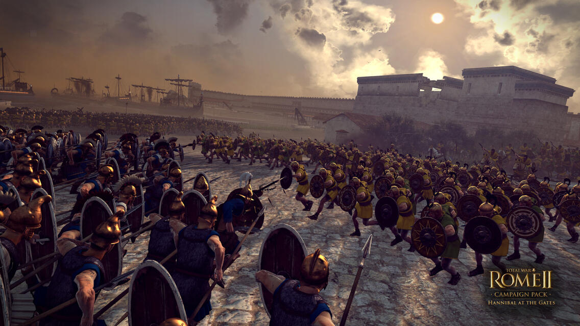 Total War: Rome 2 - Enemy Edition