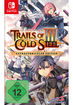 The Legend of Heroes: Trails of Cold Steel III Extracurricular Edition