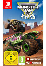 Monster Jam Steel Titans