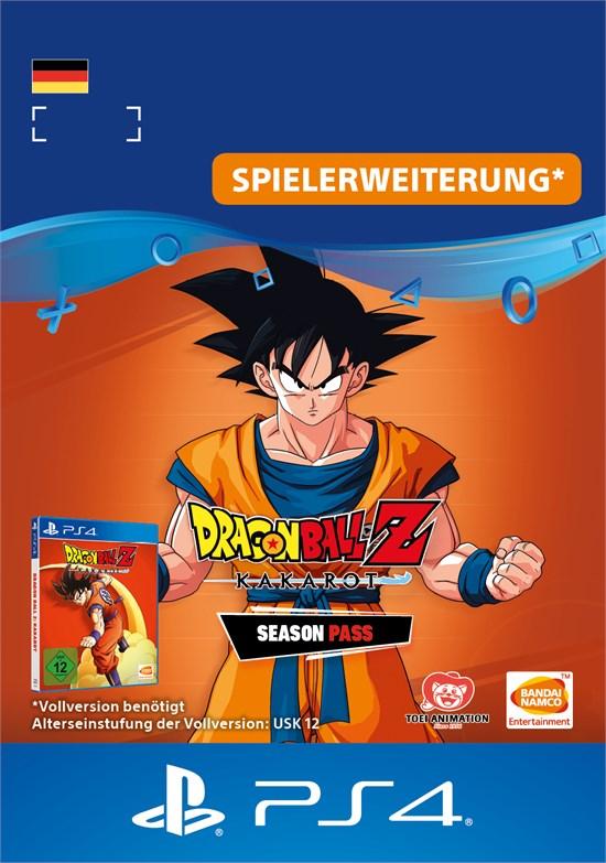 Dragon Ball Z: Kakarot Season Pass [Code-DE]