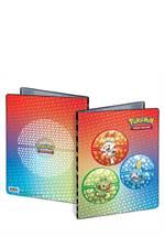 Pokémon Sammelkartenspiel: 9-Pocket Portfolio Schwert & Schild Starters