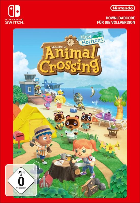 Animal Crossing: New Horizons [Code-DE]
