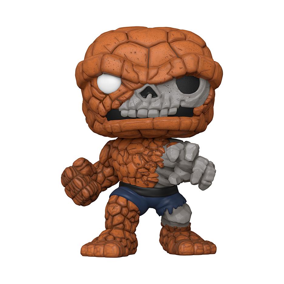 Marvel - POP!- Vinyl Figur Zombie The Thing