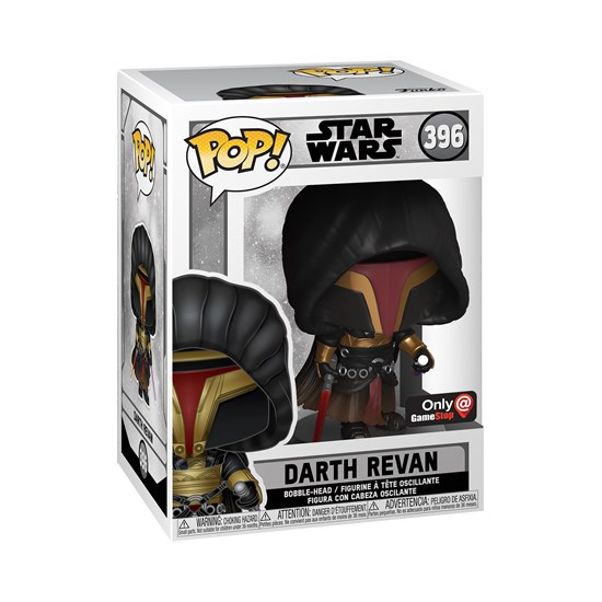 Star Wars: Knights of the Old Republic - POP!-Vinyl Figur Revan