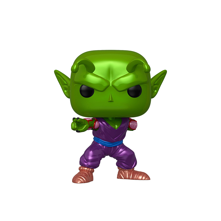 Dragon Ball Z- POP! Vinyl Figur Piccolo Metallic (Exklusiv bei GameStop!)