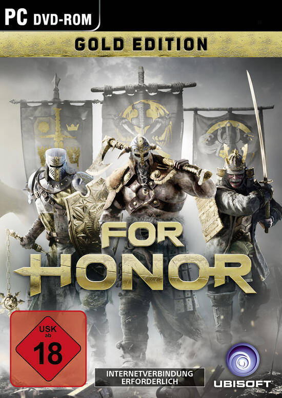 For Honor Gold Edition (Warehouse Ware)