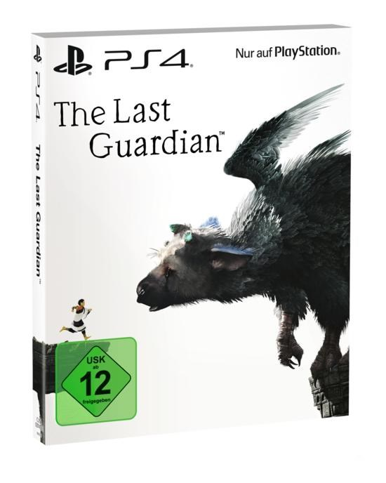 The Last Guardian Special Edition (Warehouse Ware)