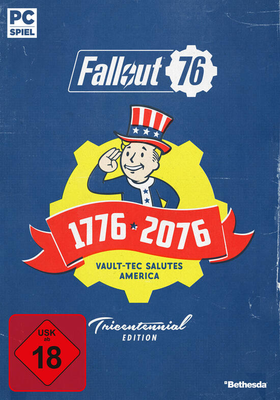 Fallout 76 Tricentennial Edition (Warehouse Ware)