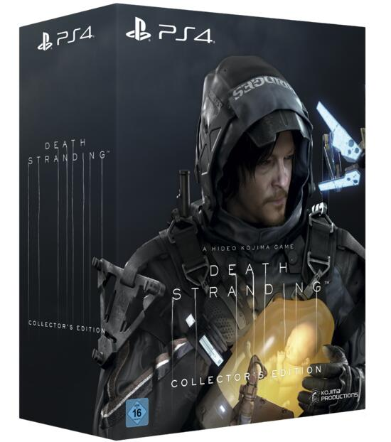 Death Stranding Collector's Edition (Warehouse Ware)