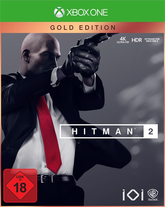 Hitman 2 Gold Edition (Warehouse Ware)
