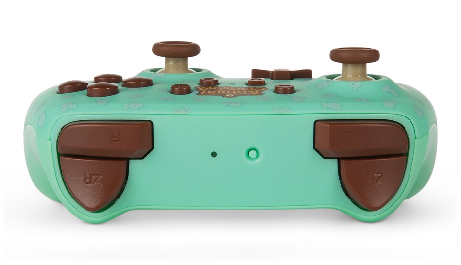 Nintendo Switch PowerA Wireless Controller Animal Crossing