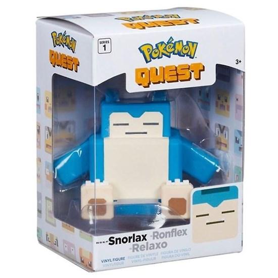 Pokémon - Figur Quest Series Relaxo