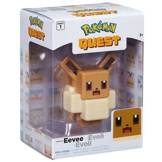 Pokémon - Figur Quest Series Evoli