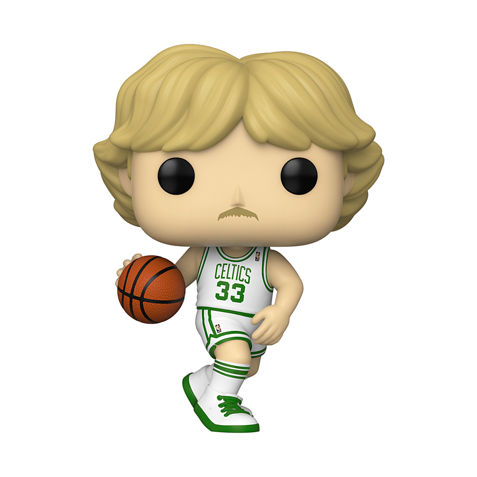 NBA: Legends - POP!-Vinyl Figur Celtics: Larry Bird