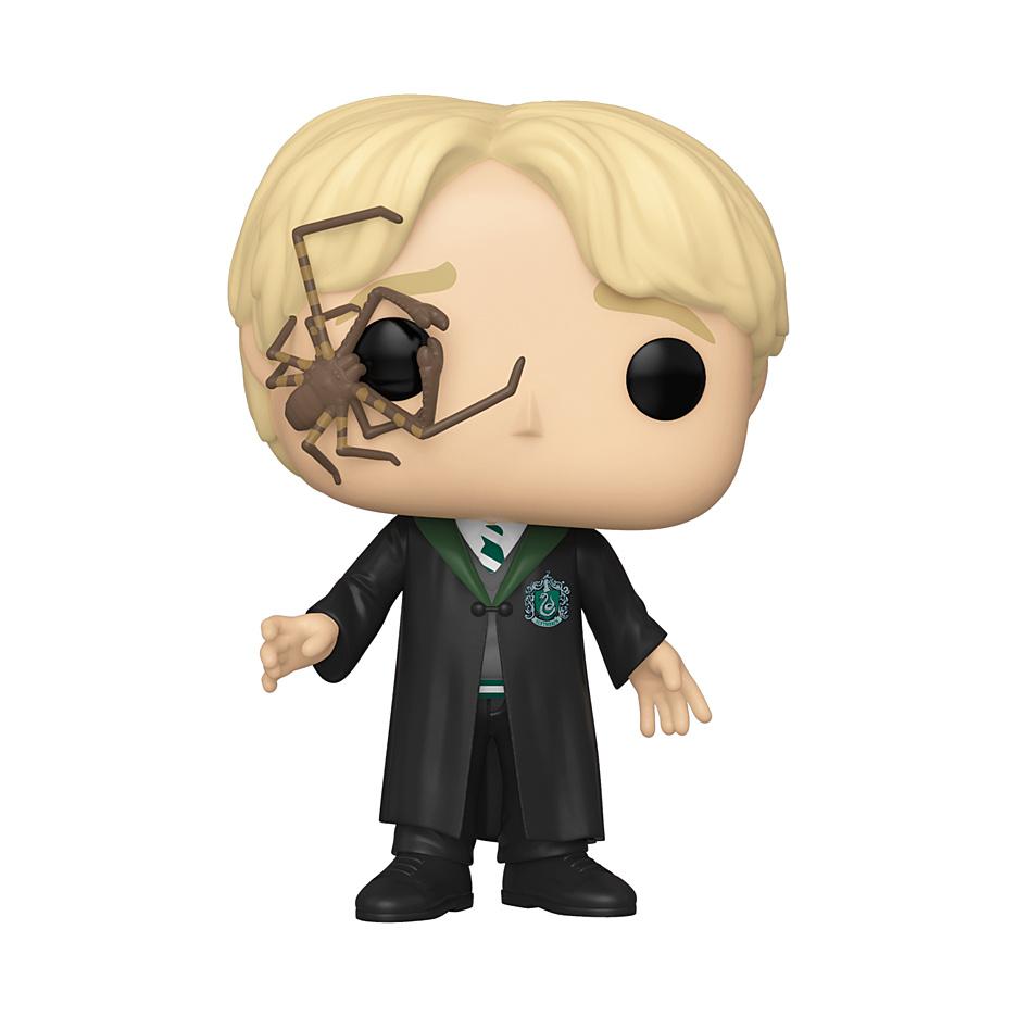 Harry Potter - POP!-Vinyl Figur Malfoy mit Geißelspinnen