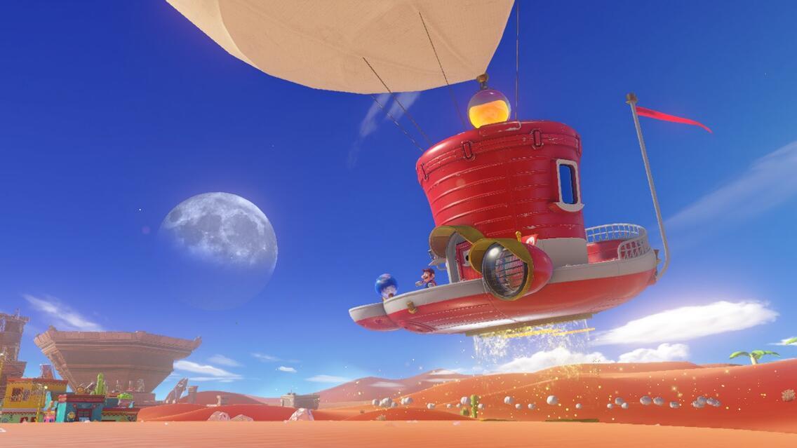 Super Mario Odyssey (PEGI)