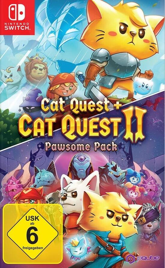 Cat Quest + Cat Quest II Pawsome Pack