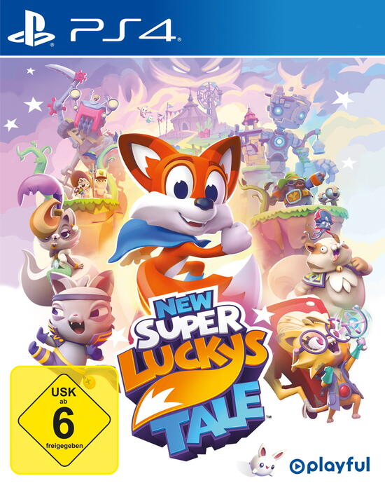 New Super Luckys Tale