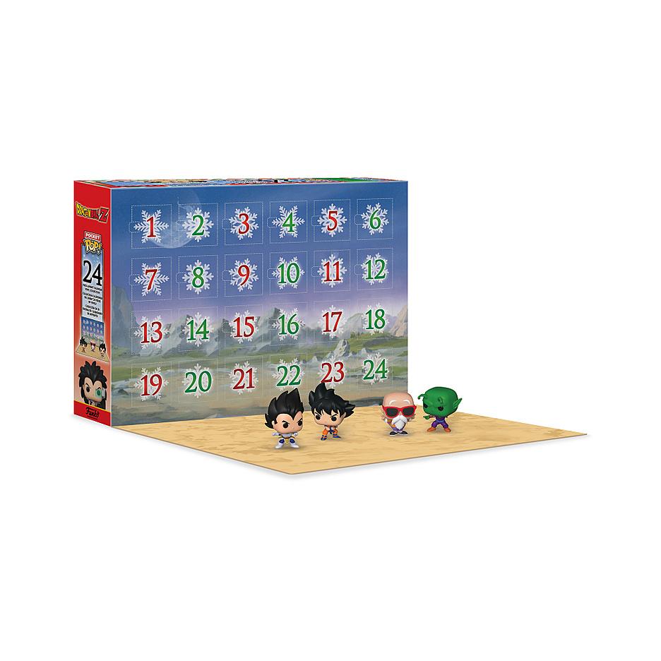 Dragon Ball Z - POP!- Adventskalender