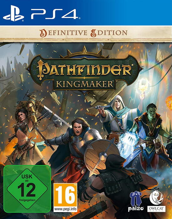Pathfinder: Kingmaker Definitive Edition
