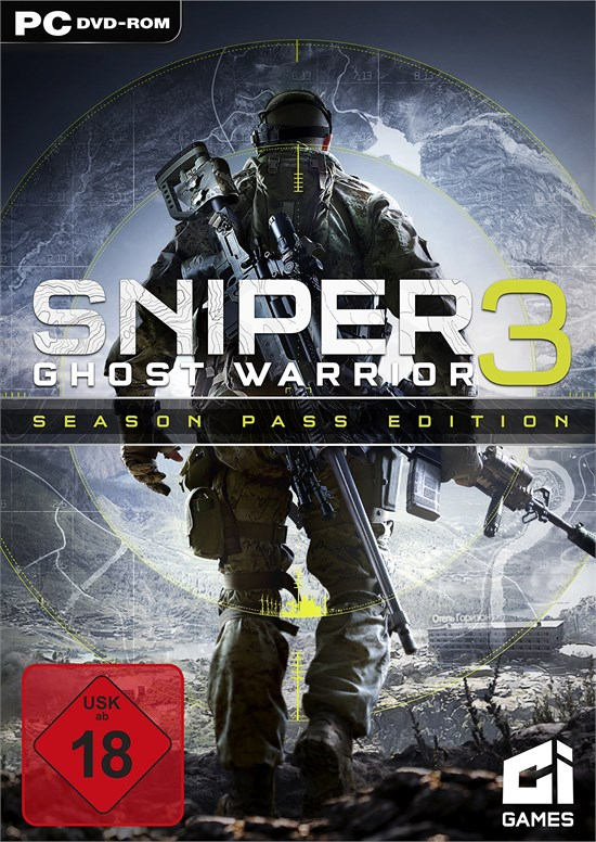 Sniper Ghost Warrior 3 - Season-Pass Edition (Warehouse Ware)
