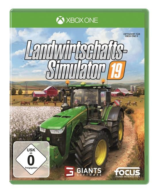 Landwirtschafts-Simulator 19 (Warehouse Ware)