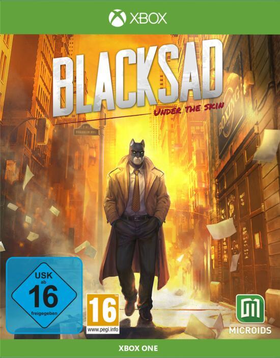 Blacksad - Under the Skin Limited Edition (Warehouse Ware)
