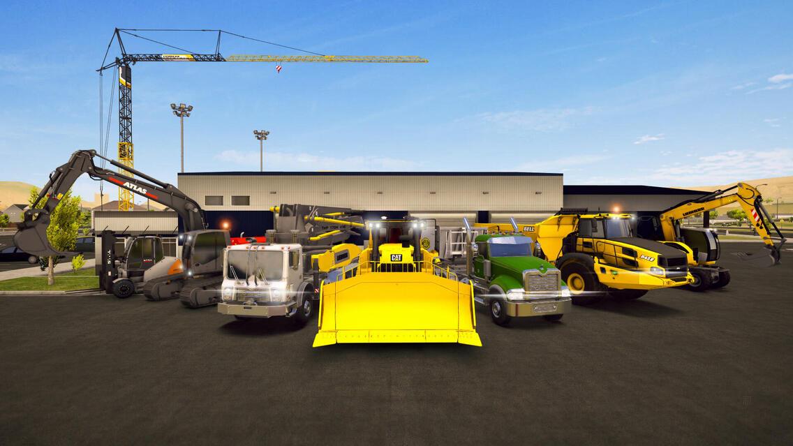 Bau Simulator 2 + 3